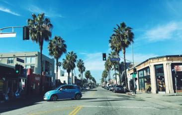 Abbot Kinney Boulevard, Venice, CA