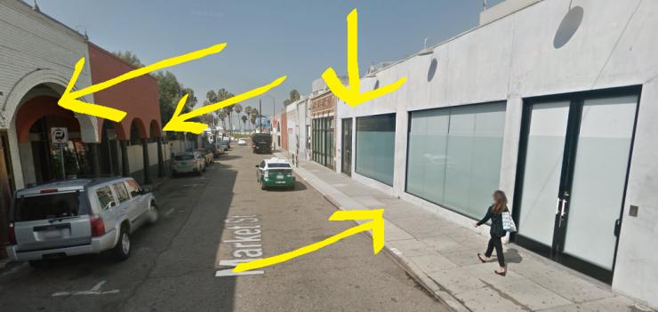snapchat streetview